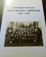 Koninklijke Harmonie Sint-Cecilia Te Oedelem - 1839-1989 - Beernem