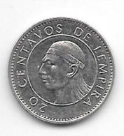 *honduras 20 Centavos 1994 Km 83.1a   Bu/ms65 - Honduras