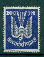 Allemagne - Deutsches Reich 1922-23 - Y & T  N. 19 - Série Courante (Michel N. 267) - Poste Aérienne