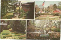 XW 3443 Connecticut - Westport - The Red Barn Restaurant / Viaggiata 1967 - Etats-Unis