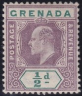 Grenada  .    SG  .   57     .   *    .  Neuf Avec Charnière   .   /    .  Mint-hinged - Grenada (...-1974)