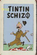 Tintin (TT152) Metalen Plaat/plaque De Métal/tin Sign 30 X 20 Cm - Plaques En Tôle (après 1960)