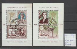 België 1966 - Yv./OCB Blok 40/41 Gest./obl./used - Blocks & Sheetlets 1962-....