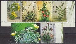 Kosovo 2020 Flora Plants Flowers Set MNH - Kosovo