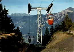 Brambrüeschbahn - Blick Auf Scesaplana (2565) * 1969 - GR Grisons