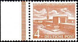 GERMAN Berlin - Scott #9N43 Rudolf Wilde Square / Mint NH Stamp - Ungebraucht