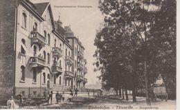 57 - THIONVILLE - AVENUE MERLIN - LOGEMENTS DES CHEMINOTS - CARTE RARE - Thionville