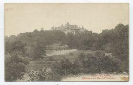 CPA GOUVIEUX - Chateau Du Mont Vilargene - Gouvieux