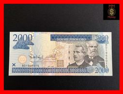 DOMINICANA 2.000 2000 Pesos Oro 2006  P. 181   UNC - Dominicana