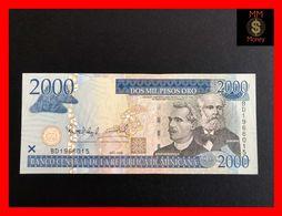 DOMINICANA 2.000 2000 Pesos Oro 2006  P. 181   UNC - República Dominicana