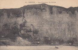 DIEPPE (Seine-Maritime): Les Falaises Du Pollet - Dieppe