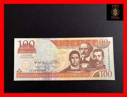 DOMINICANA 100 Pesos Dominicanos 2012  P. 184  UNC - Dominicana