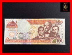DOMINICANA 100 Pesos Dominicanos 2013  P. 184  UNC - Dominicana
