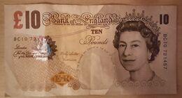 °°° UNITED KINGDOM - 10 POUNDS 2000 °°° - 1952-… : Elizabeth II