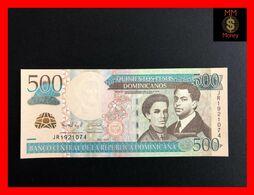 DOMINICANA 500 Pesos Dominicanos 2011  P. 186  UNC - Dominicana