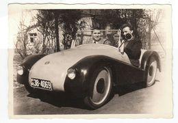 Ca 1955 Foto Auto Unbekannter Marke Kein Maico Aber So ähnlich - Automobili