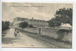 Légé Hôpital De Rocheservière - Legé
