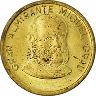 Monnaie, Pérou, 50 Centimos, 1988, Lima, TTB, Laiton, KM:295 - Pérou
