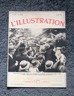 32- Ancienne REVUE L'ILLUSTRATION -  JOURNAL UNIVERSEL - N°4867: 13 JUIN 1936 - Theater
