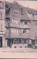 France 68, Colmar I. Els, Weinstube, Prop. Jules Sennhauser (1.3.07) - Colmar
