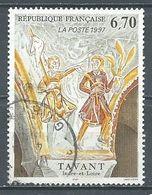 France YT N°3049 Tavant Oblitéré ° - France