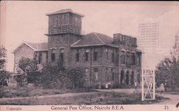 Kenya, Nairobi, General Post Office (21) - Kenia