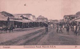 Kenya, Nairobi, Government Road (29) - Kenia