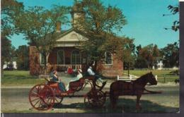C. Postale - Williamsburg - Courthouse Of 1770 - Circa 1920 - Non Circulee - A1RR2 - Etats-Unis