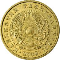 Monnaie, Kazakhstan, 5 Tenge, 2004, TTB, Nickel-brass, KM:24 - Kazakhstan