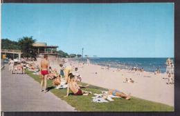C. Postale - Bradford Beach On Lake Michigan - Circa 1960 - Non Circulee - A1RR2 - Milwaukee