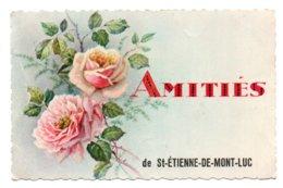 (44) 860, Saint St Etienne De Mont-Luc, Artaud, Amitiés De St Etienne De Mont-Luc, état - Saint Etienne De Montluc