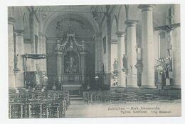 Zedelgem Zedelghem - Kerk Binnenzicht / Eglise Interieur - Zedelgem