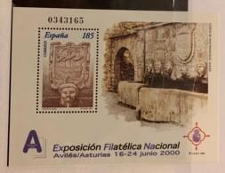 SPAIN - MNH**  - 2000  -  # B84 - Blocs & Hojas