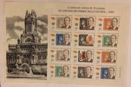 SPAIN - MNH**  - 2000  -  # 3520/3526 KB - Blocs & Hojas