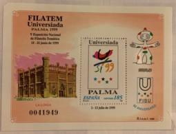 SPAIN - MNH**  - 1999  -  # B75 - Blocs & Hojas