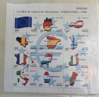 SPAIN - MNH**  - 1999  -  # 3466/3477 - Blocs & Hojas