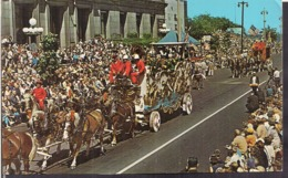 C. Postale - Old Milwaukee Days - Schiltz Circus Parade - Circa 1970 - Non Circulee - A1RR2 - Milwaukee