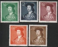 1952. ** Edifil: 1106/ 10. FERNANDO CATOLICO - 1931-Heute: 2. Rep. - ... Juan Carlos I