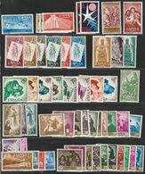 1950-58. * 2º CENTENARIO. Trece Series Completas - 1931-Heute: 2. Rep. - ... Juan Carlos I