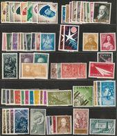 1950-58. * 2º CENTENARIO. Dieciocho Series Completas - 1931-Heute: 2. Rep. - ... Juan Carlos I