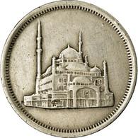 Monnaie, Égypte, 20 Piastres, 1984, TTB, Copper-nickel, KM:557 - Egypte