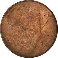 Monnaie, Somalie, Centesimo, 1950, TTB+, Cuivre, KM:1 - Somalia