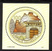 ÖSTERREICH BLOCK 63 POSTFRISCH(MINT) 200 JAHRE JOANNEUM MUSEUM GRAZ 2011 - Blocks & Sheetlets & Panes