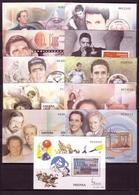 SPANIEN BLOCK 86-96 POSTFRISCH(MINT) ESPANA`2000 MADRID PERSÖNLICHKEITEN - Blocs & Hojas
