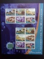 IRLAND MI-NR. 1206-12113 POSTFRISCH(MINT) KLEINBOGEN JAHRTAUSENDWENDE (II) 2000 - Blocchi & Foglietti