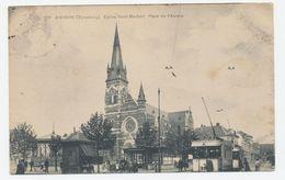 Antwerpen Anvers (Zurenborg) - Eglise St-Norbert (met Tram) - Antwerpen