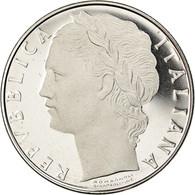 Monnaie, Italie, 100 Lire, 1988, Rome, Proof, FDC, Stainless Steel, KM:96.1 - 1946-… : Republic