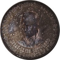 Monnaie, Éthiopie, Haile Selassie, 5 Dollars, 1972, FDC, Argent, KM:49 - Etiopía