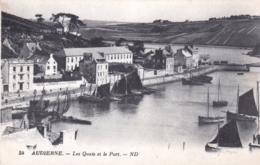 29 -  Finistere -  AUDIERNE -  Les Quais Et Le Port - Audierne