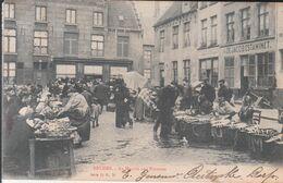 Bruges - Au Marché Aux Poissons - Brugge